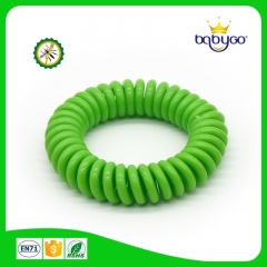 deet free mosquito repellent band