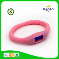 deet free long effective anti insect bracelet