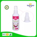 Natural mosquito repellent spray