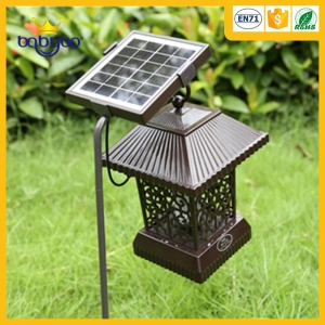 Solar emergency  anti-mosquito lamp with good reviews